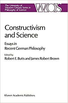 Descarga gratuita Constructivism And Science: Essays In Recent German Philosophy PDF
