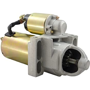 350 chevy starter motor