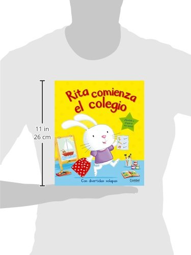 Rita comienza el colegio (Spanish Edition): Mike Byrne ...