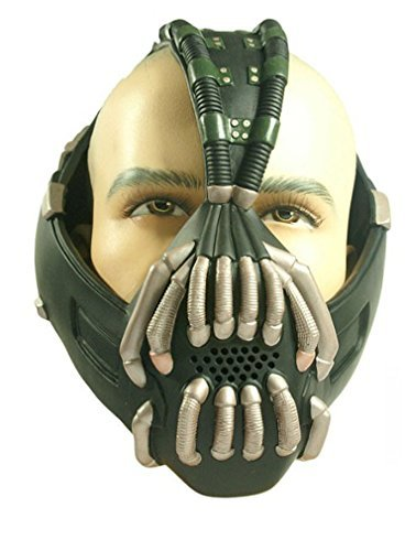 Bane Mask Replica Bronze Version Adult Size for