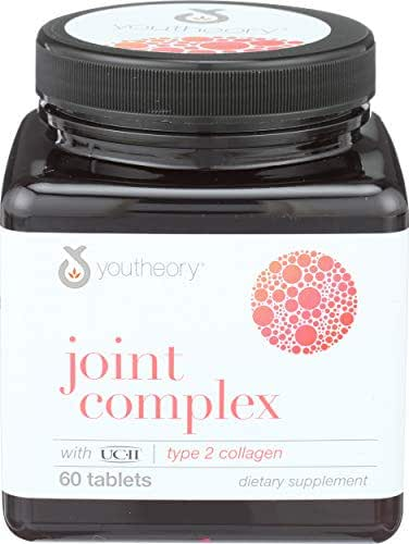 Youtheory Joint Complex with UC-II, 60 count (1 Bottle)