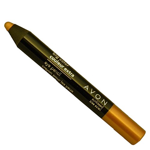 Avon Big Color Eye Pencil, Sunkissed, 0.05 Ounce 0.05 Ounce Eye Pencil