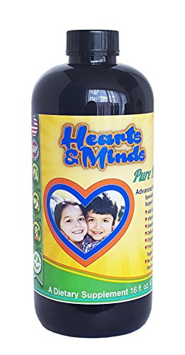 Kids Multi Vitamin and Mineral Wholefood Dietary Supplement with Antioxidants, Digestive Health Blend, Fruits & Greens - Organic, Vegetarian, Non GMO, Sugar and Gluten Free - Delicious Liquid (32 oz)