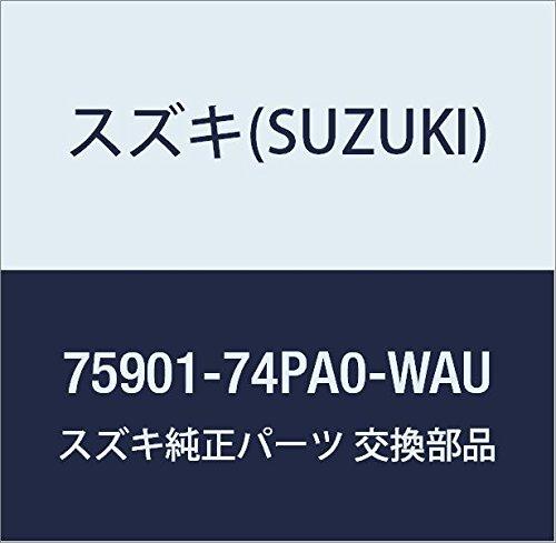 SUZUKI(スズキ) 純正部品 アルトワークス フロアマット(ジュータン)<WORKS> MT車用 BA89 75901-74PA0-WAU B01GRFUJWA