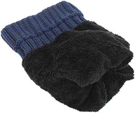 Bobble sombrero mujer - Slouchy gorro de punto gorro de invierno ...