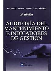 Auditoria Del Mantenimiento E Indicadores De Gestion 2'Ed