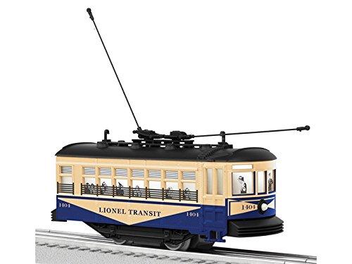 O Lionel Transit Birney Trolley; LIO682413