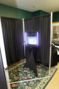 Photo Enclosure (Adjustable Height Photo Booth Enclosure (No Drapes, Framework Only))