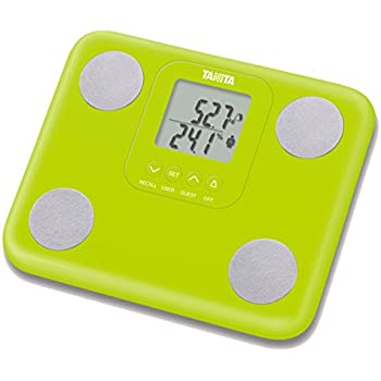 Tanita- Bc730/green Innerscan Body Composition Monitor - Green