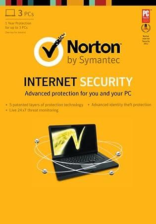Norton Internet Security 2013 - 1 User / 3 PC  [Download]