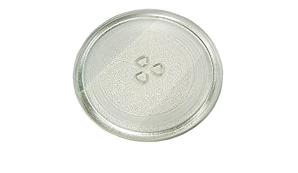 Bosch Glass Microwave Turntable Plate by Bosch: Amazon.es: Hogar