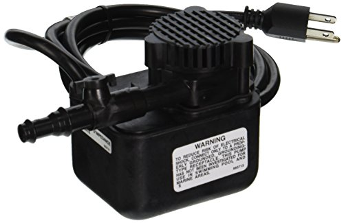 Pw Mag Drive - Little Giant PE-1H-PW Direct Drive 170GPH Pump with 6-Feet Cord for Pond