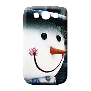 samsung galaxy s3 cell phone covers forever Dirtshock series holidays snowman scarf