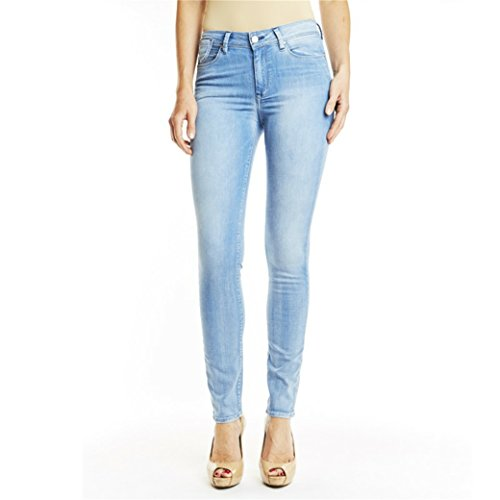 Cooper Jana Jeans Lee 6925 T38 Blue Slim Brushed Tqq6w5v