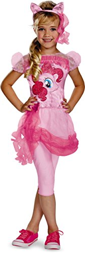 Girls Pinkie Pie Deluxe Costumes (Disguise Pinkie Pie Classic Toddler (3T-4T))