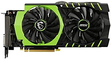 MSI GeForce GTX 970 Gaming 100 ME - Tarjeta gráfica (ATX, HDMI, DL DVI-D*1 DL DVI-I *1, GDDR5, 64 M x 32 bit)