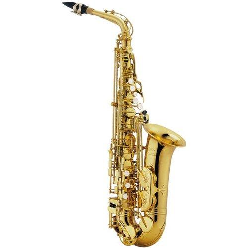 Jupiter 767GL Eb Alto Saxophone, Gold Lacquer