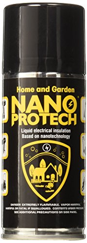 NANOPROTECH Home & Garden Electric Liquid Insulator