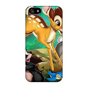 Iphone 5/5s Case Slim [ultra Fit] Bambi Protective Case Cover
