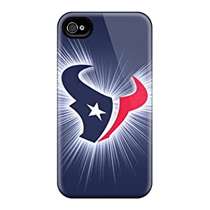 Hot Snap-on Houston Texans Hard Covers Cases/ Protective Cases For Iphone 6plus