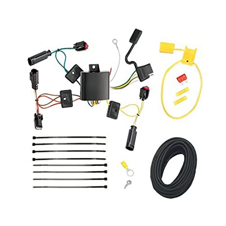 amazon com draw tite t connector hitch wiring kit lincoln mkz 2010 rh amazon com 2014 Lincoln MKZ 2012 Lincoln MKX