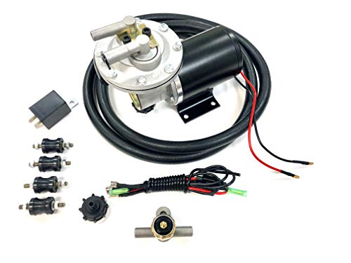 (Brake booster electric vacuum pump kit for brake systems)