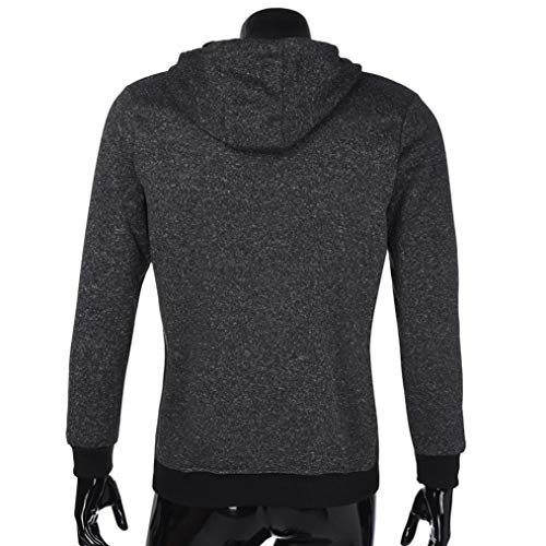 T cappuccio da con Streetwear nera Hip Aimee7 Felpa shirt Pullover uomo sportiva Felpa Hop fFwxCEvqE