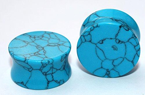 00g blue plugs - 3