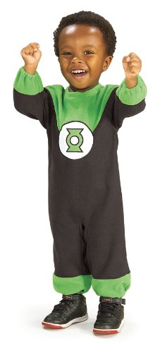 Justice League Green Lantern Romper Costume