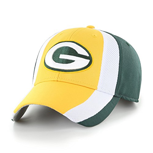 (NFL Green Bay Packers Adult Select Ots All-Star MVP Adjustable Hat, One Size, Dark)