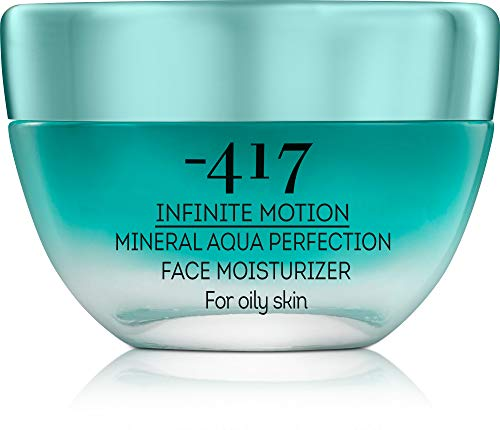-417 Facial Moisturizer Mineral Complex Vitamin Dead Sea Minerals for Oily, Acne Prone, and Sensitive Skin