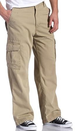 2469b39a Levi's Men's Cargo Pant, British Khaki, 38x34: Amazon.co.uk: Clothing