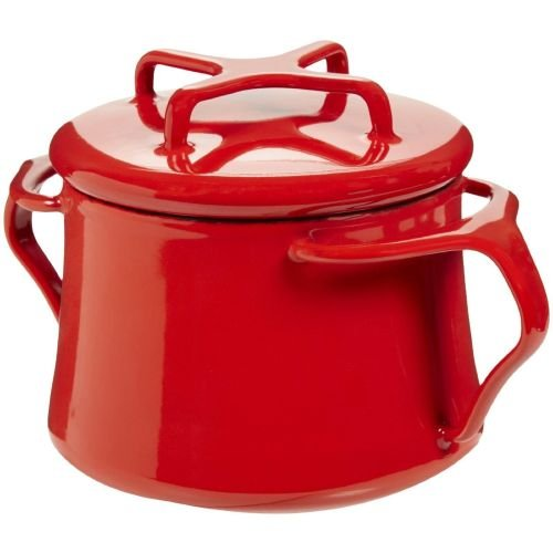 Dansk Mini Casserette - Chili Red