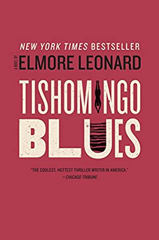 book cover of Tishomingo Blues
