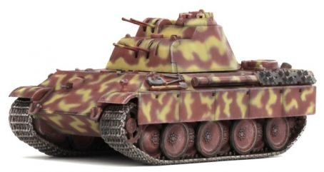 Dragon Models Ultimate Armor Flakpanzer 341 with 2cm Flakvierling Building Kit (Nuremberg 1945), Scale 1/72