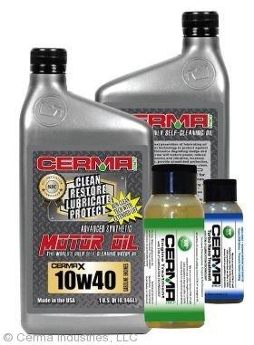 Rendimiento Motor Turbo paquete kit de tratamiento de inducción 10-w-40-w 30.000 Mile aceite: Amazon.es: Coche y moto