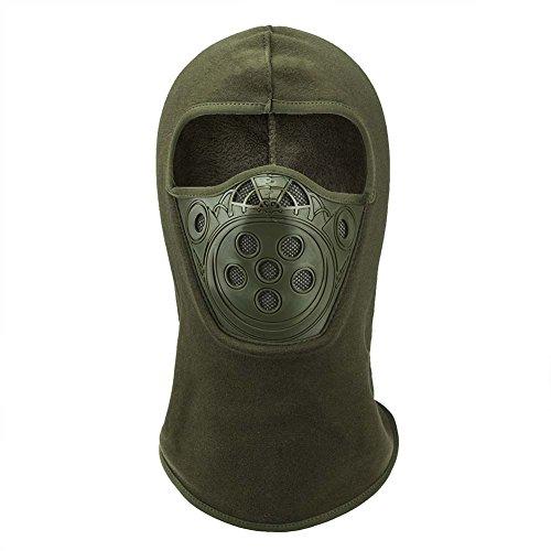 Balaclava Ski Mask Premium Full Face Windproof Ski Mask Motorcycle Neck Warmer Mask Winter Anti-dust Balaclava Hood Hats