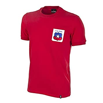 COPA Football - Camiseta Retro Chile Mundial 1974 (S)