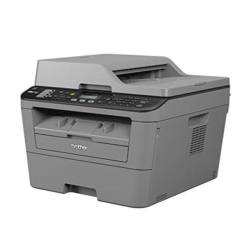 Brother MFC-L2700DW Multifuncional - Impresora multifunción (Laser ...
