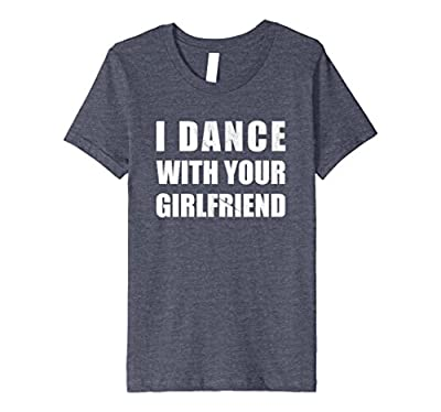 Vintage Dance Shirt for Boys and Male Dancer Funny Dancing