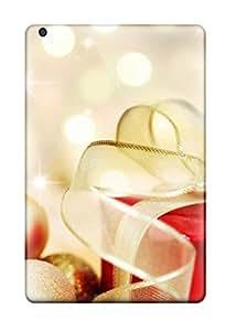 Imogen E. Seager's Shop Fashion Protective Golden Christmas Ornaments Case Cover For Ipad Mini 2