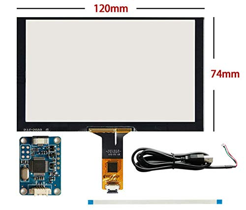 Amazon com: 5 inch''120mm74mm 120mm73mm Capacitive Touch