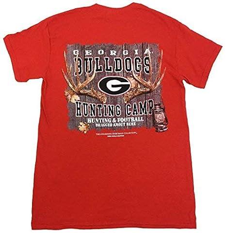 finest selection f8c15 10356 Amazon.com : New World Graphics Georgia Bulldogs Hunting ...