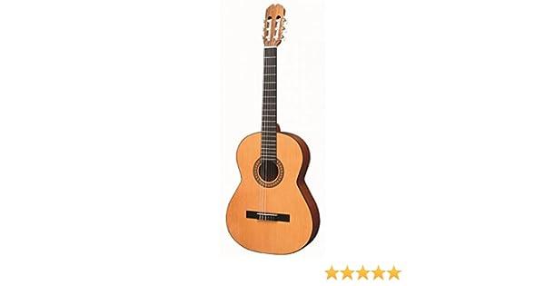 Guitarra clásica Admira Inicio Paloma: Amazon.es: Instrumentos ...