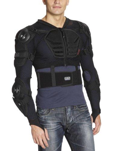 negro Chaqueta Division protectora Assault Sports iXS x8gPvXg