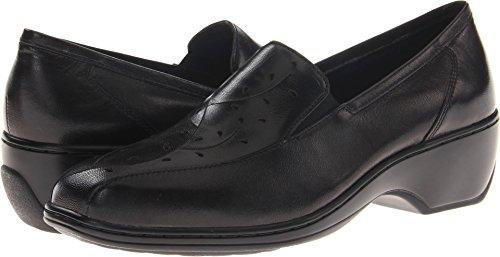 Aravon Women's Kiley Black Loafer 5.5 M (B)