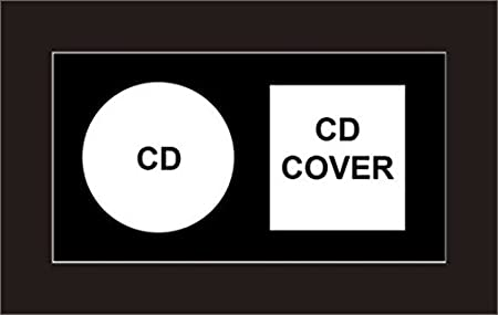 Kwik Picture Framing | CD and Album Front Cover Picture Frame ...