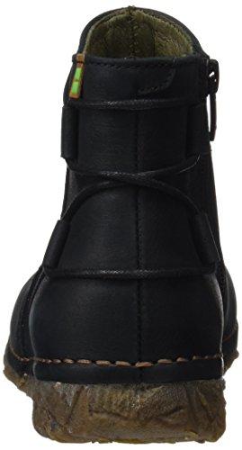 Naturalista Angkor Bottines Noir black Femme N917 El Pleasant dtzvnq