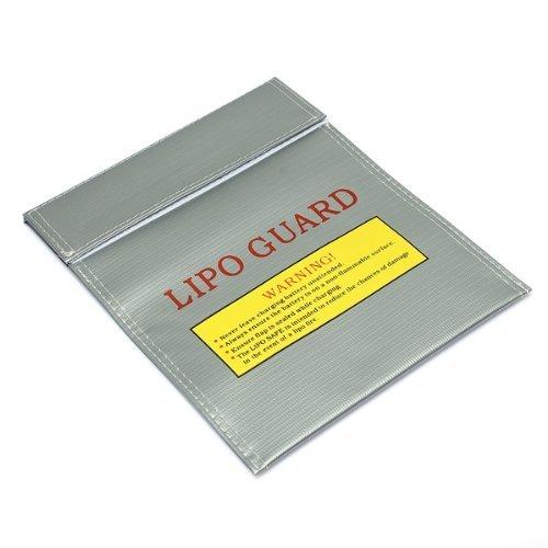 TOOGOO(R) RC LiPo Battery Safe Bag Li-po Guard Charging Protection Small Sack 225x170mm 021208