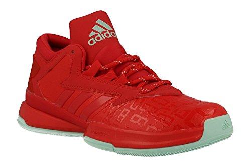 Uomo Ii Scarpe Street Jam Da Adidas Basket Rosso nqCYS6vwU